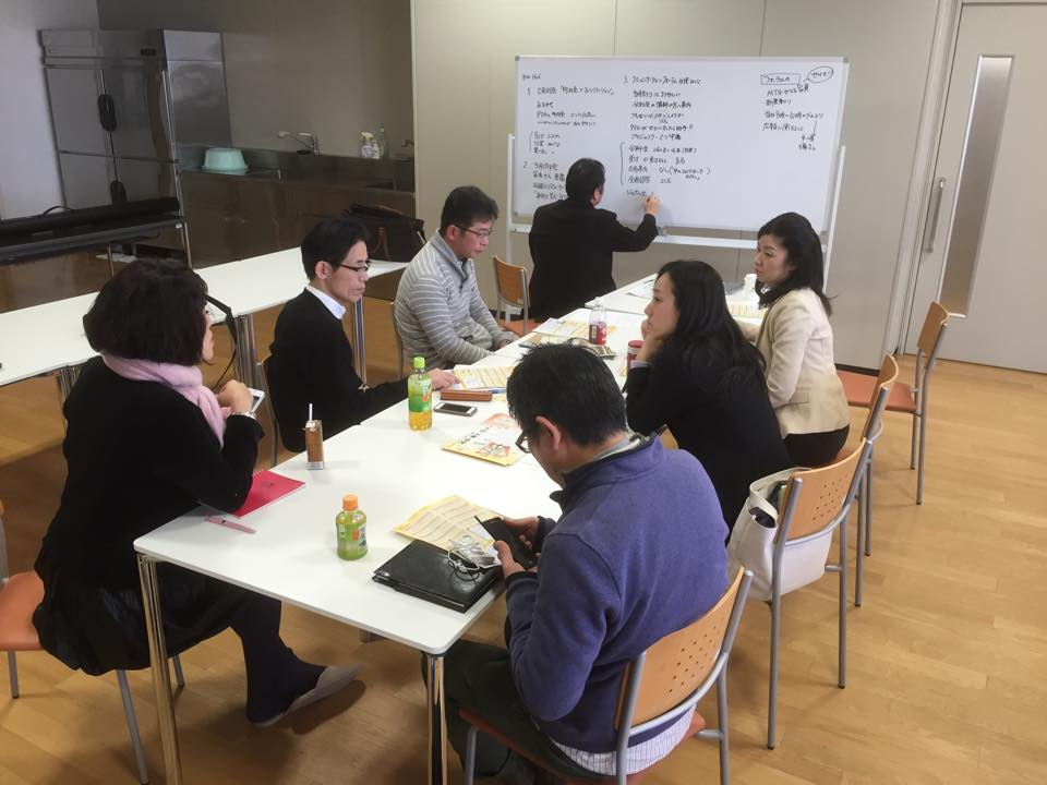 コミュニケーションフォーラム北陸2015スタッフミーティング