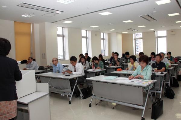 第2回コミュニケーションフォーラム北陸2012年10月 分科会 交流分析