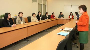 コミュニケーションフォーラム北陸2012年1月分科会ビジネスマナー