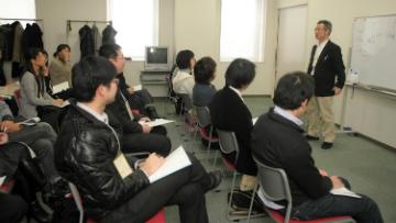 コミュニケーションフォーラム北陸2012年1月分科会コーチング
