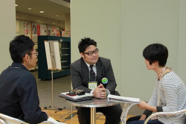 第2回コミュニケーションフォーラム北陸2012年10月 分科会 コーチング体験