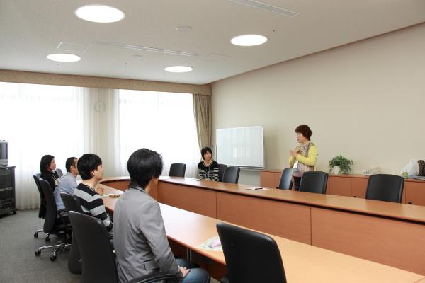 第2回コミュニケーションフォーラム北陸2012年10月 分科会ビジネスマナー